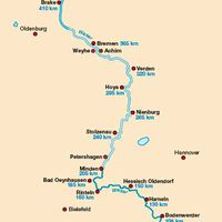 Weser Radweg Karte.Radwandern Im Landkreis Landkreis Hameln Pyrmont