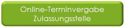 Online-Terminvergabe Zulassungsstelle